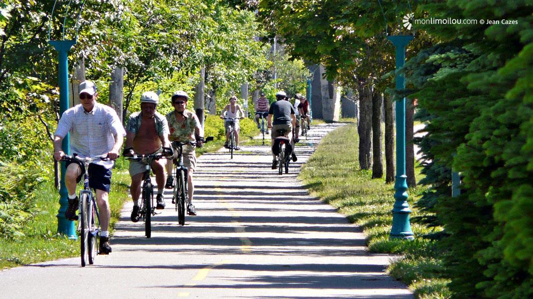 Vélo, pistes cyclables