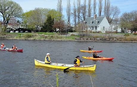 Fête de la rivière Saint-Charles à Québec