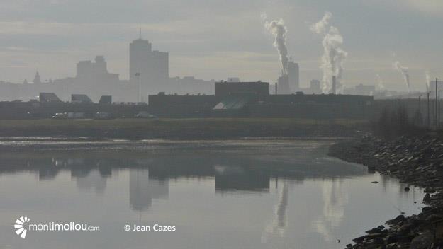 Pollution sur Québec