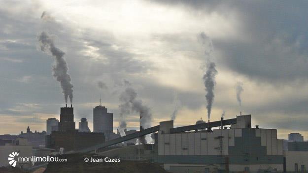 Zone industrielle de Limoilou