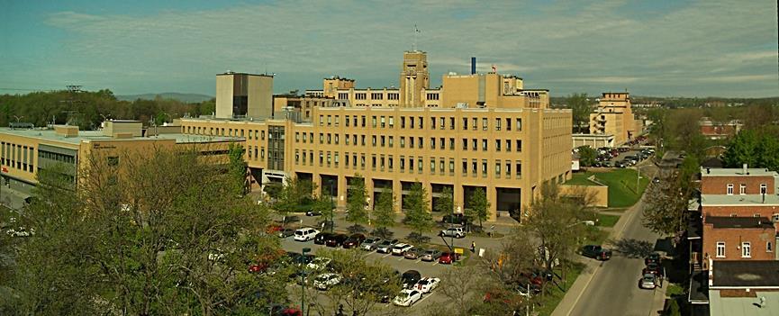 Hôpital de l'Enfant-Jésus, 18e Rue.