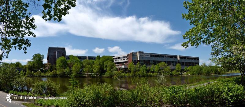 Rivière Saint-Charles, quartier Limoilou