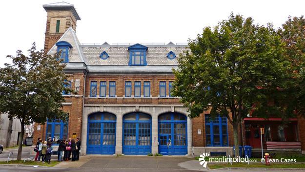 L'Autre Caserne, dont la fin des activités a coïncidé avec la fermeture des portes du bâtiment en 2004, deviendra Caserne 5. (Photo : archives)