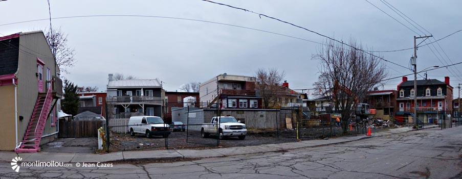 4e Avenue, quartier Limoilou