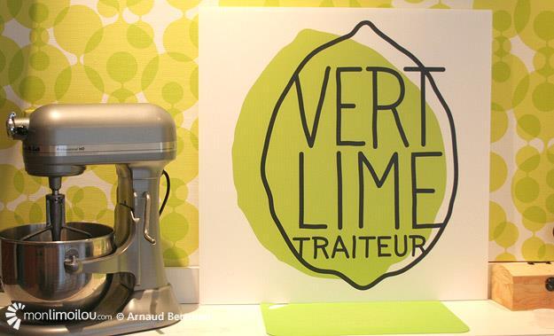Traiteur Vert Lime