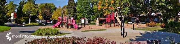 Parc Marchand, quartier Limoilou