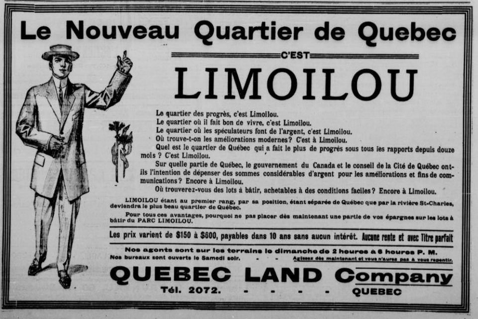 Quartier Limoilou