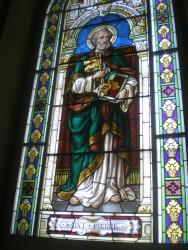 Eglise Saint-Charles vitrail
