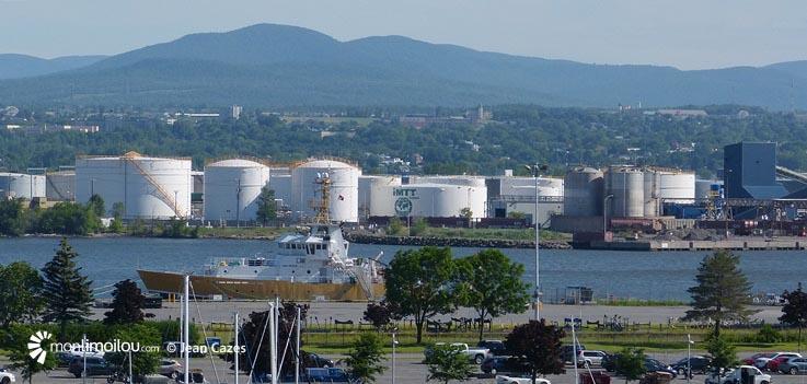Port de Québec