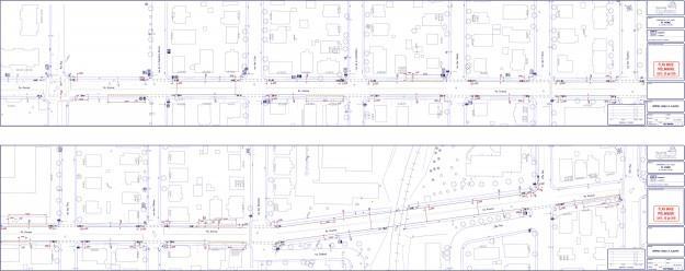 Aménagements 4e Avenue - Direction des travaux publics de la Ville de Québec