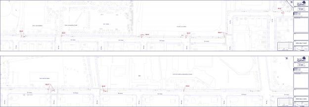 Aménagements 8e Avenue - Direction des travaux publics de la Ville de Québec