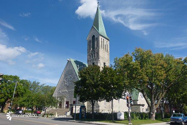 Église Saint-Fidèle, 4e Avenue