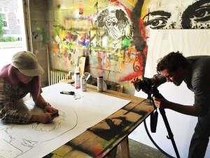 MC-Grou-tournage-video-clip-raton-lover-courtoisie