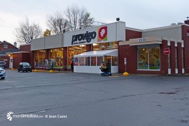 Provigo Pacal bourboin, 1re Avenue
