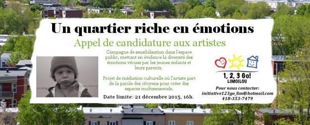 Initiative 1, 2, 3, Go! Limoilou