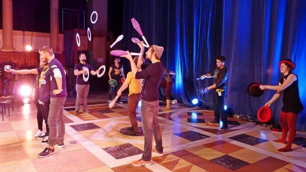 École de cirque de Québec - Turbo Fest 2016