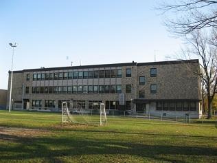 École Jean-de-Brébeuf. Source : Commission scolaire de la capitale.
