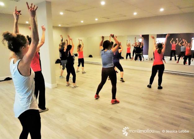 Le Studio danse mirage a démarré ses premiers cours, dans son nouveau studio de la 1ère Avenue, à la mi-janvier.