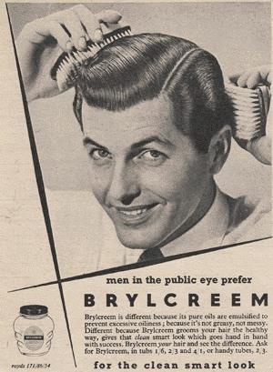 Brylcreem