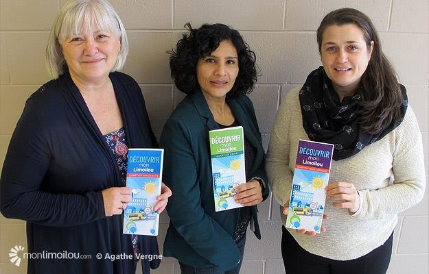 Danielle Sévigny (chargée de projet), Margarita Morales (Centre Mgr-Marcoux) et Manon Roy (CIUSSS de la Capitale-Nationale).