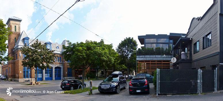 Terrasse verte,  5e Avenue