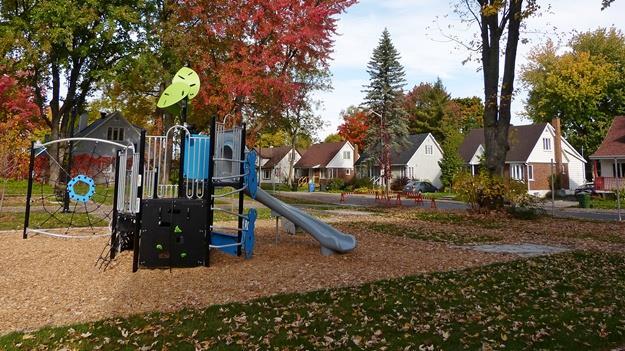 Parc Mont-Thabor