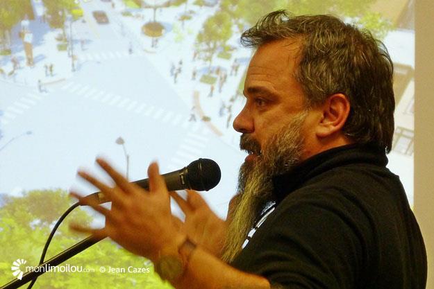 Réaménagement du chemin de la Canardière - présentation publique