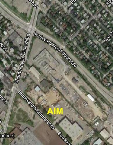 AIM - localisation