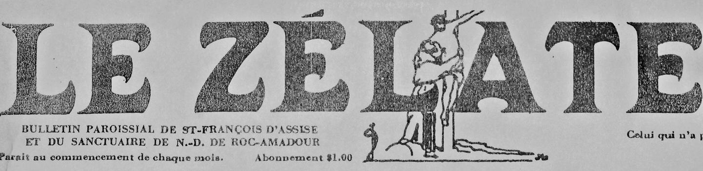 Journal Le Zélate