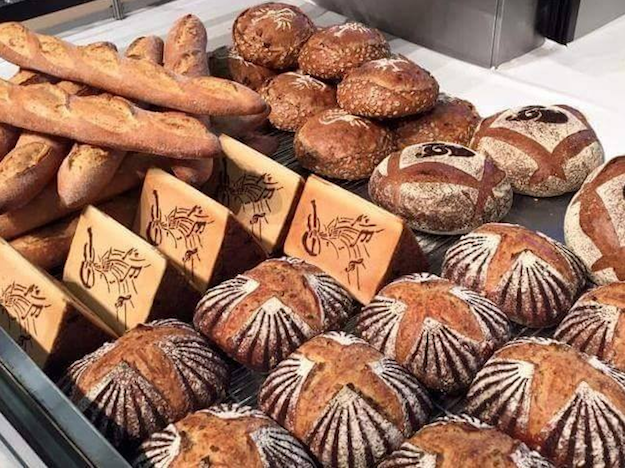 À sa succursale de Maizerets, Le Panetier Baluchon offre les mêmes produits qu'à celle du faubourg Saint-Jean. (Photo courtoisie : Facebook)