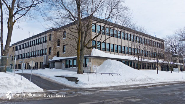 École secondaire Jean-de-Brébeuf