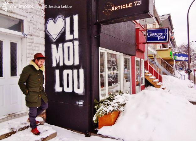 Après avoir vécu dans cinq quartiers différents à Québec, le chef mixologue Patrice Plante élit domicile à Limoilou en 2013.