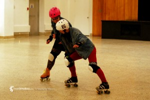 Roller Derby Les Matantes
