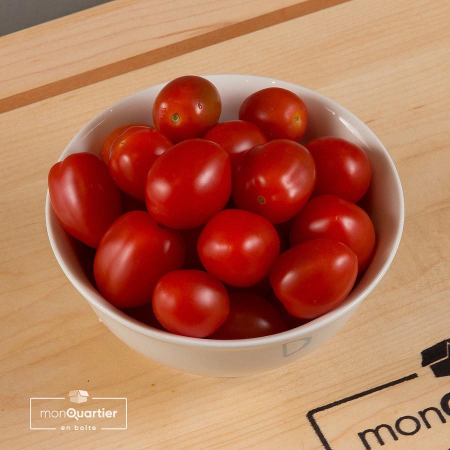 Tomates raisins biologiques