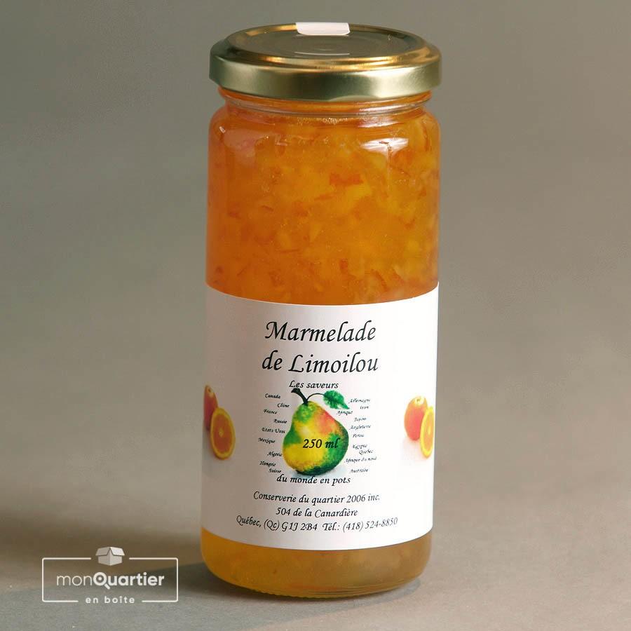 Marmelade Limoilou