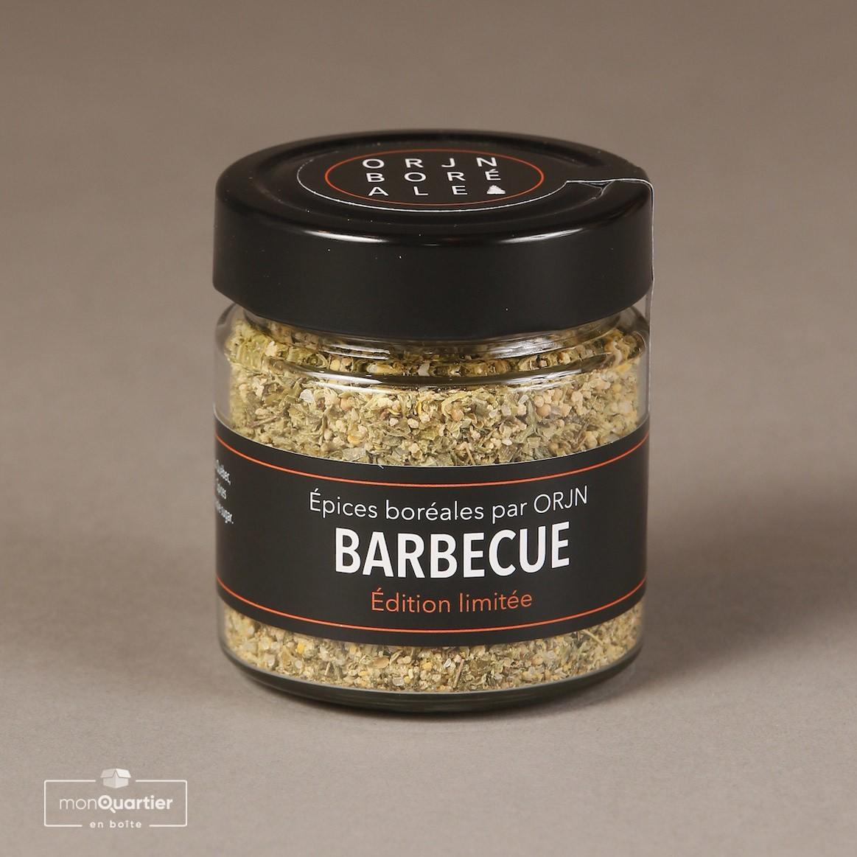 Épices boréales par ORJN – Barbecue
