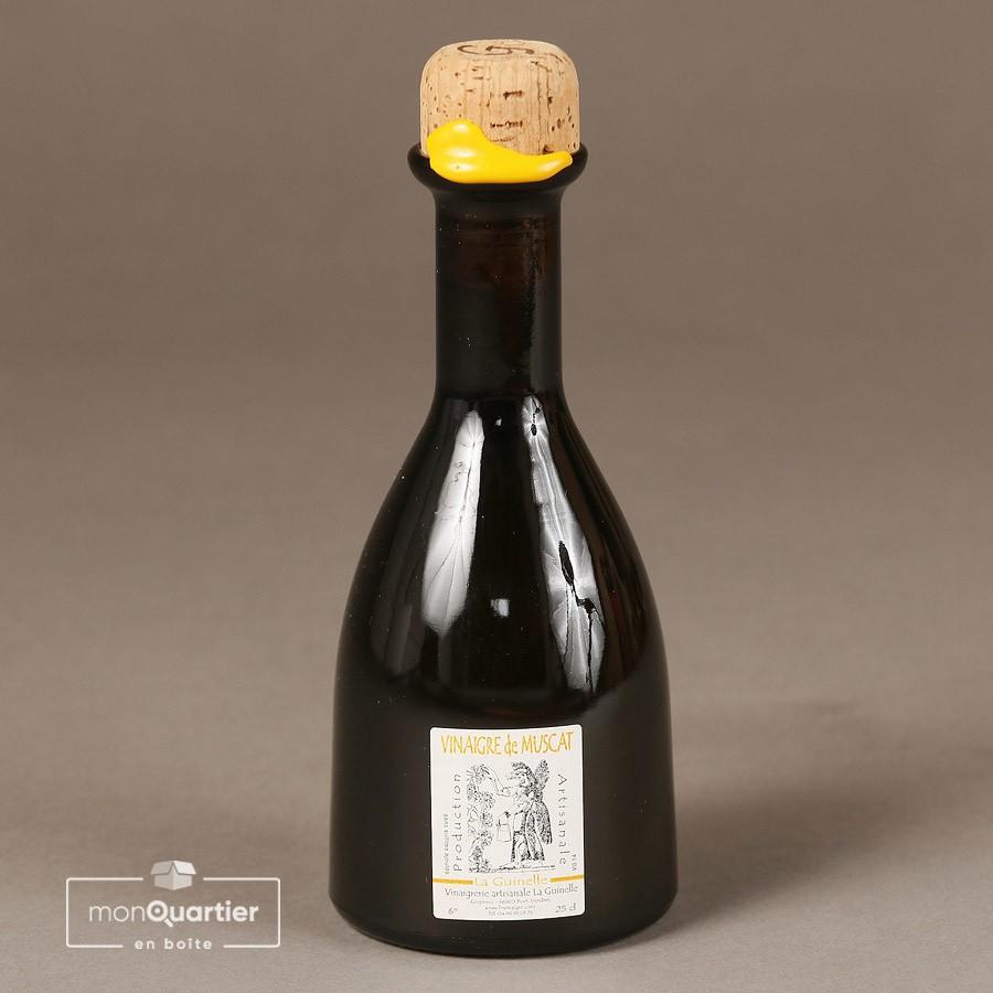 Vinaigre de Banyuls au safran