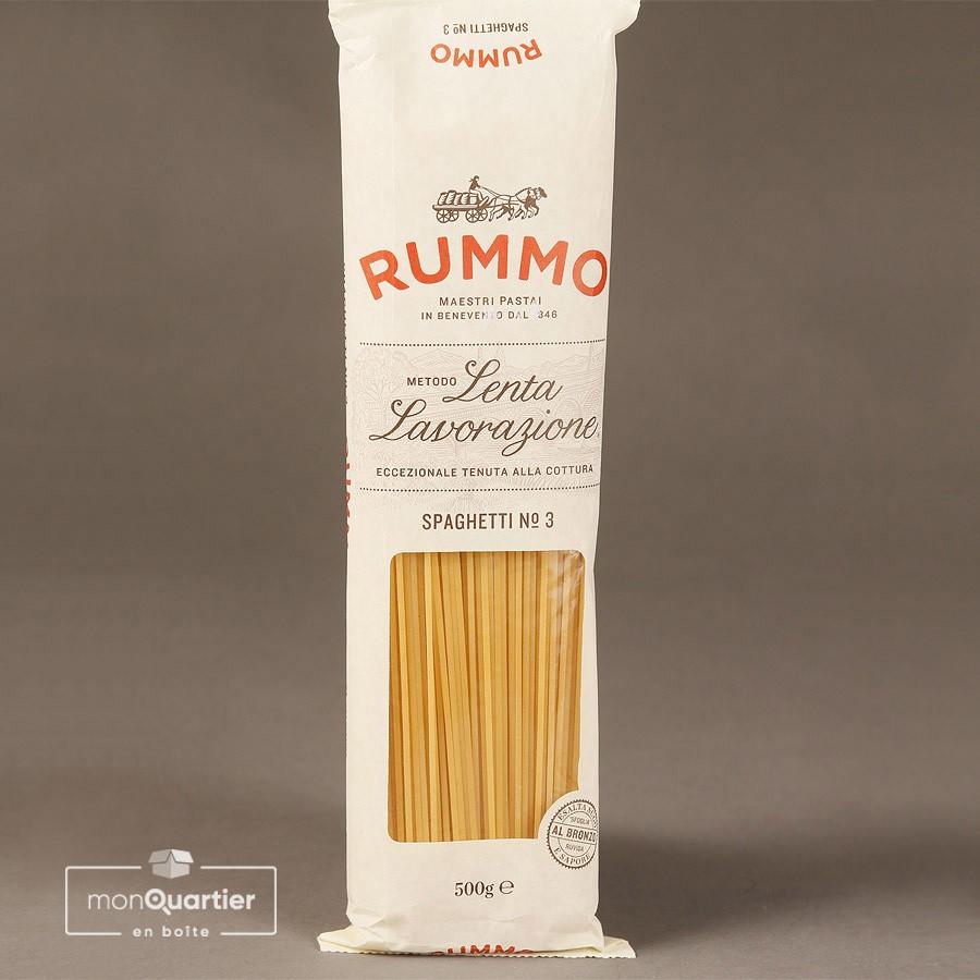 Spaghetti Rumo No 3