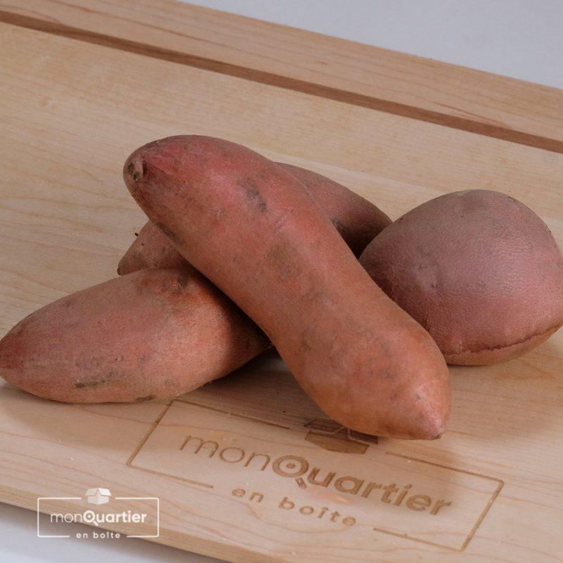 Patates douces bio