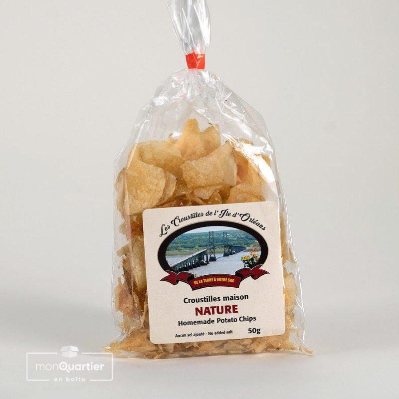 Chips artisanales