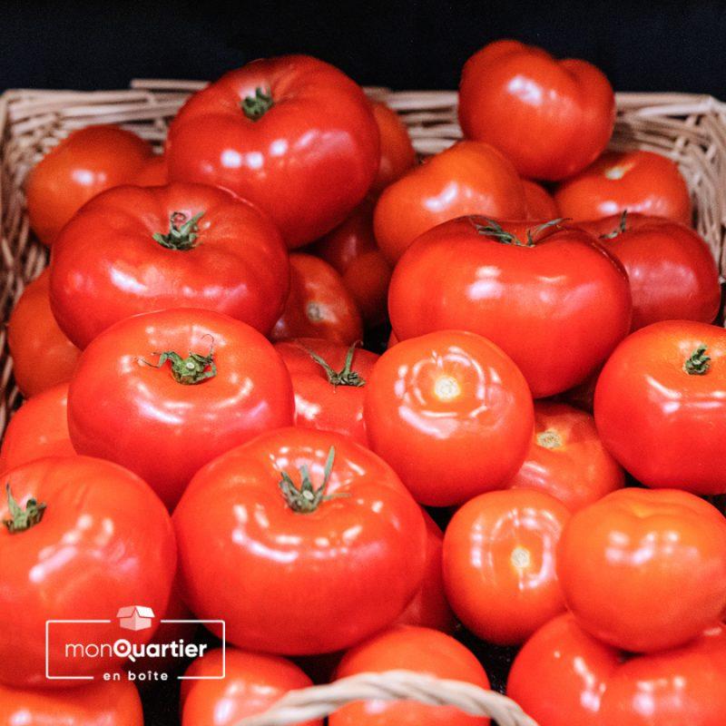 Tomates des champs