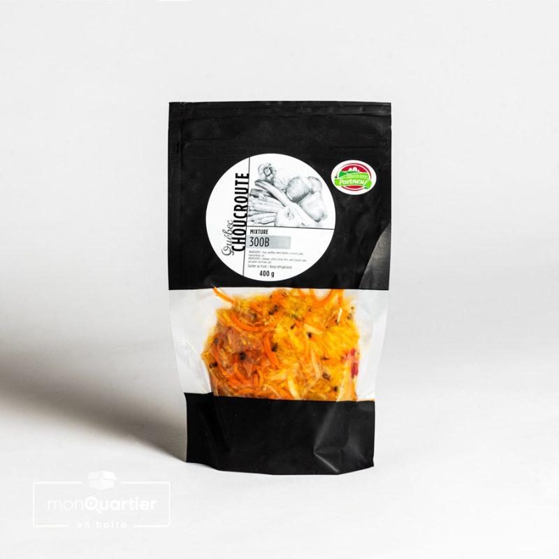 Mélange de légumes fermentés crus – Mixture 300-B