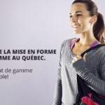 Forfait Découverte entraînement   Profil – Centre de mise en forme pour la femme