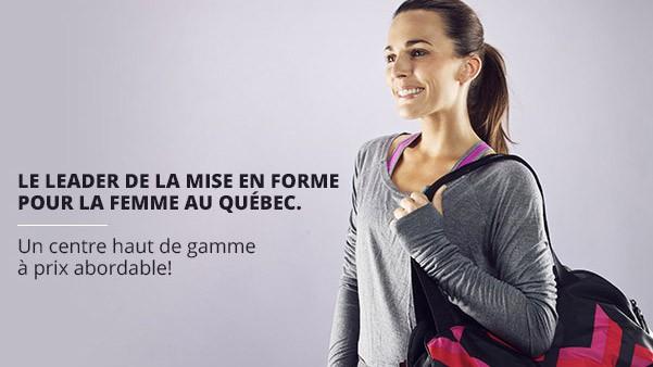Forfait Découverte entraînement | Profil – Centre de mise en forme pour la femme