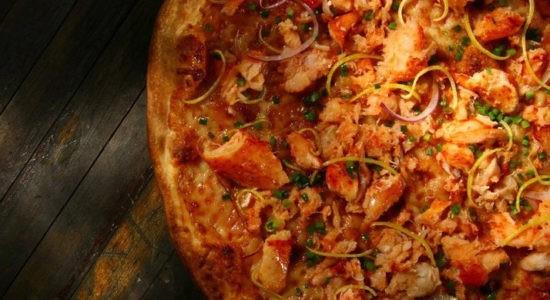 Pizza au homard | Maizerets (Le)