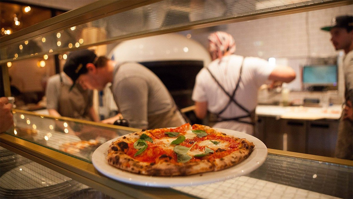 Menu midi de NO.900 Pizzeria Napolitaine | NO.900 Pizzeria Napolitaine