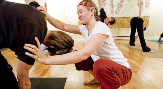 Séances d'information et cours d'essai de yoga