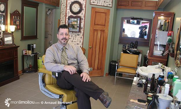 Voyage dans le temps avec le Barbier Le Gentlemen | 17 décembre 2013 | Article par Arnaud Bertrand