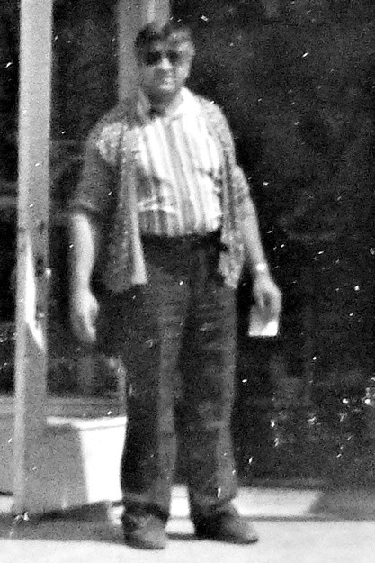 José Audergon, dans les années 1970.