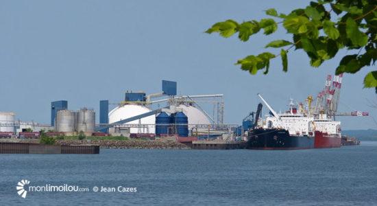 Agrandissement du Port de Québec : tour d'horizon en fin de période de consultation publique - Raymond Poirier